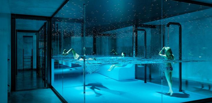Luxusní loft na prodej Praha 4 - 68m