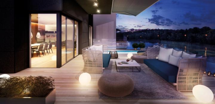 Luxusní byt na prodej Praha 7 - 204m