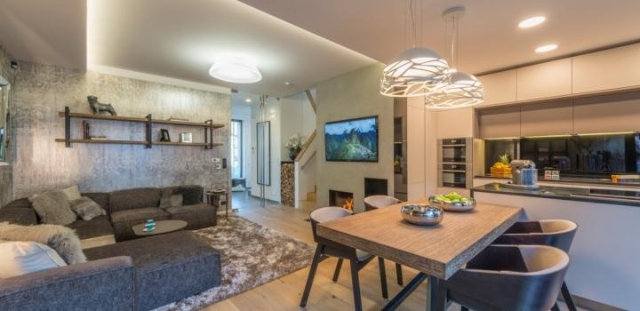 Vila na prodej Praha 6 - 755m