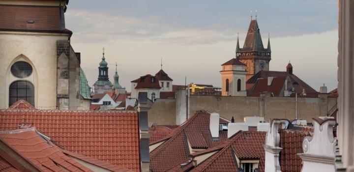Byt Praha 1 - 386m
