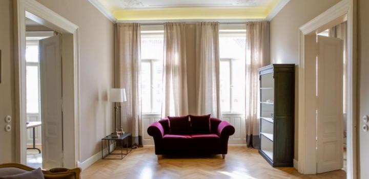 Luxusní byt na prodej Malá Strana - 124m