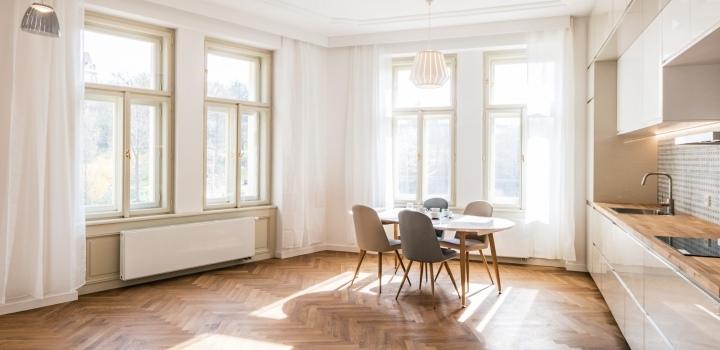 Pronájem bytu Vinohrady - 117m