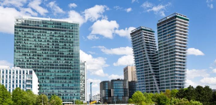 Luxusní byt na pronájem - V Tower 112