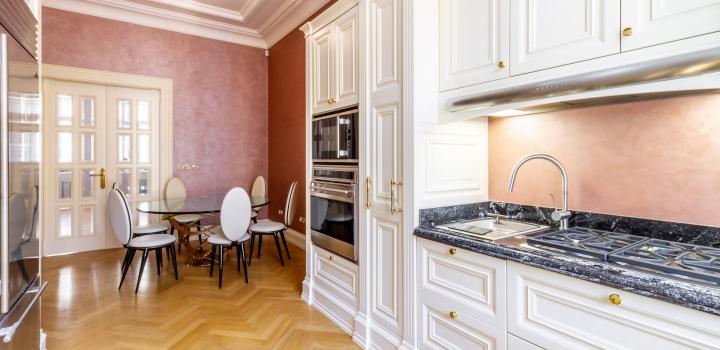 Luxusní kancelář na prodej Praha 1 - 135