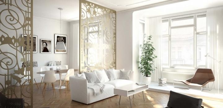 Luxusní byt Staré Město 215m