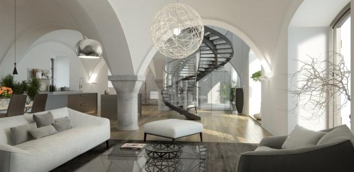Luxusní vila Praha 6 - 283m