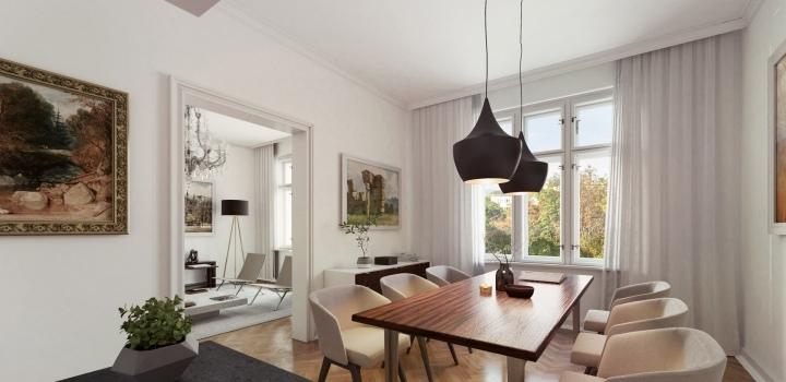 Prodej bytu Vinohrady - 45m