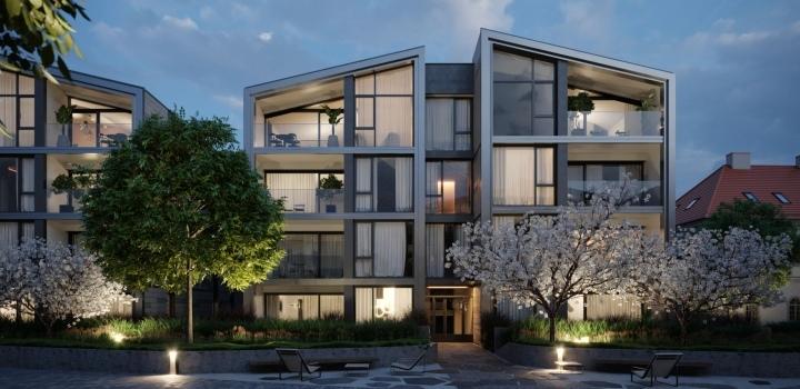 Luxusní byt na prodej Praha 7 - 90m