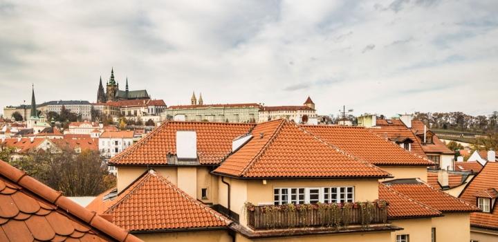 Luxusní byt 171m na prodej - Praha