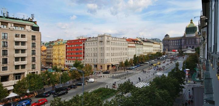 Kancelář na pronájem Praha 1 - 52m