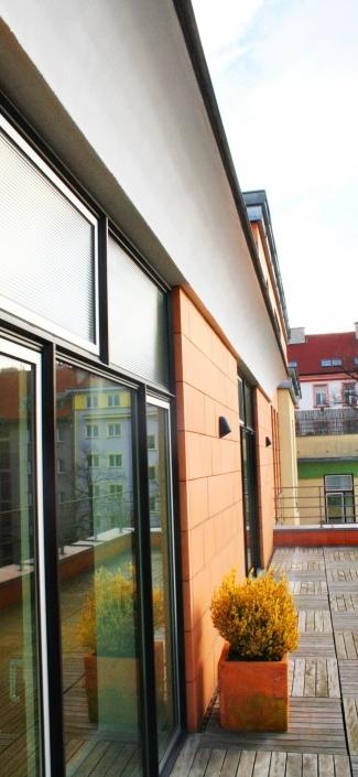 Půdní byt Praha 6 - 383m 0