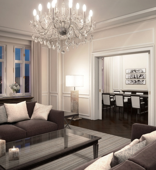 Luxusní byt v centru 117m 0