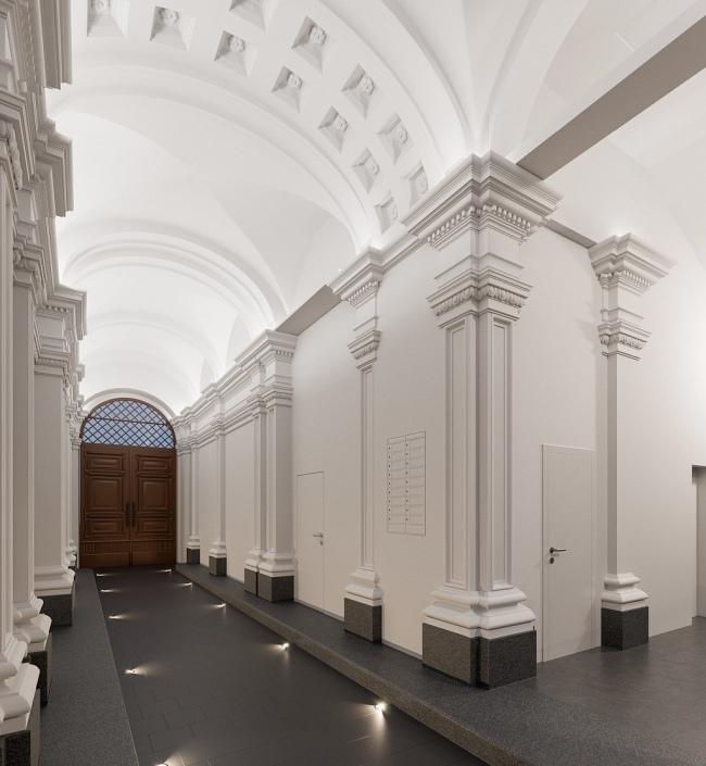 Luxusní byt Praha 1 - 98m 0