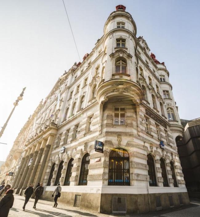 Kancelářské prostory k pronájmu, Praha 1 - 287m2 0