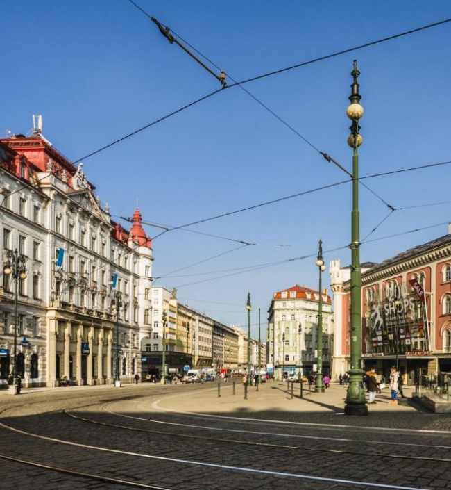 Office space for rent, Prague 1- 287 m² 1