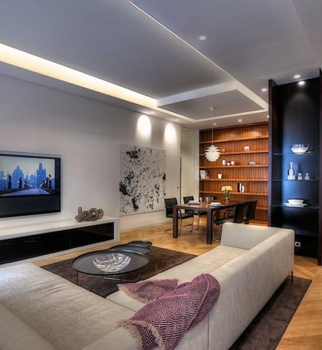 Luxusní byt na prodej 166m 1