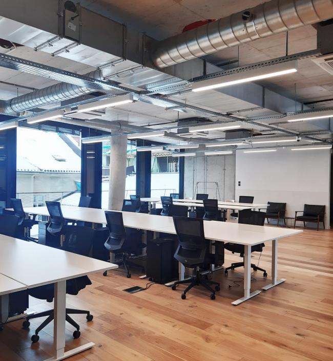 Pronájem coworking a servisované kanceláře, Nové Město - 25 míst 1