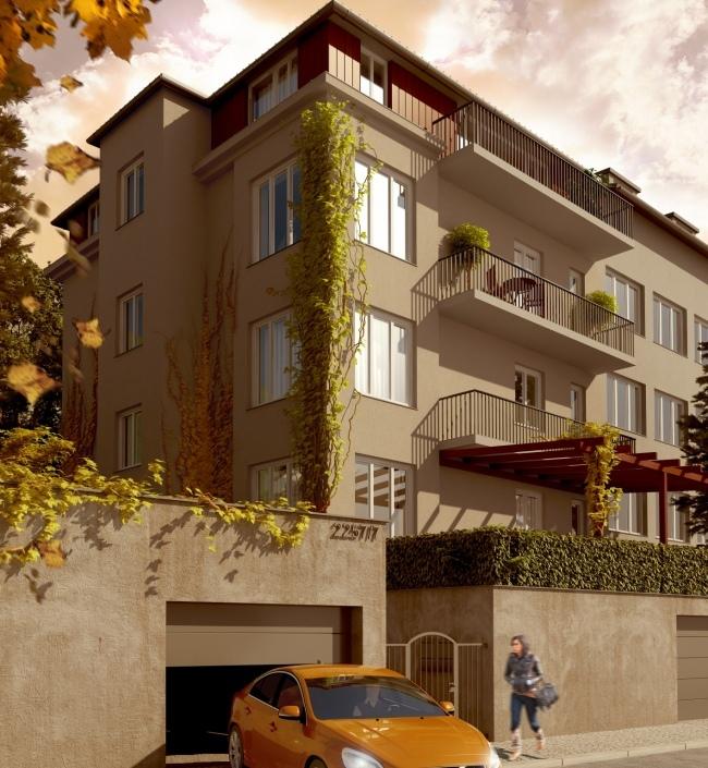 Luxury apartment Na Černém vrchu 262m 0