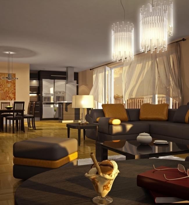 Luxusní byt Na Černém vrchu 127m 1
