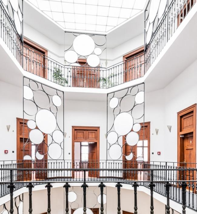 Kancelář k pronájmu Praha 1 - 324 m2 1