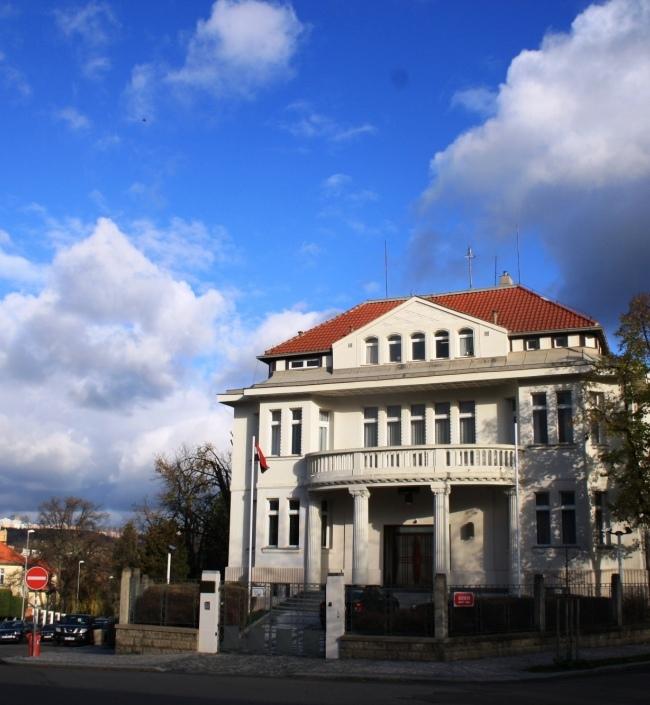 Luxusní byt Praha 6 - 701m 0