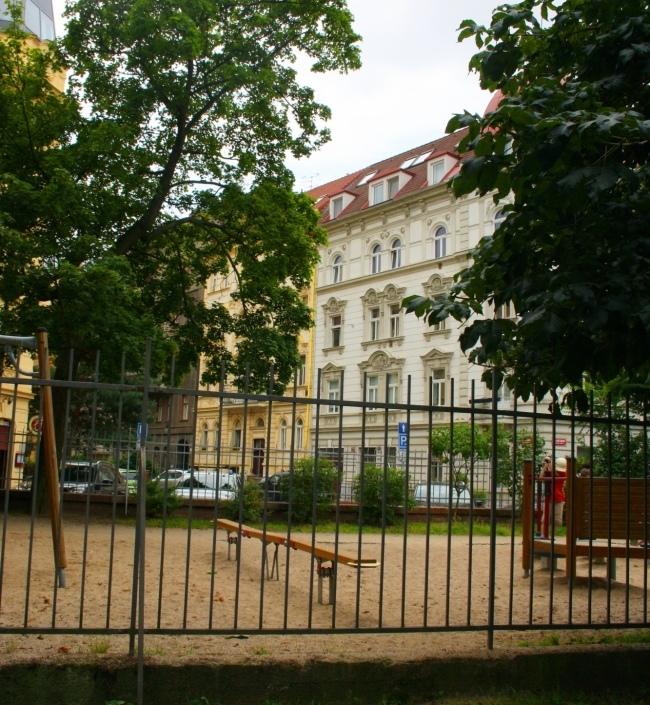Byt Bubeneč Šmeralova 157m 0