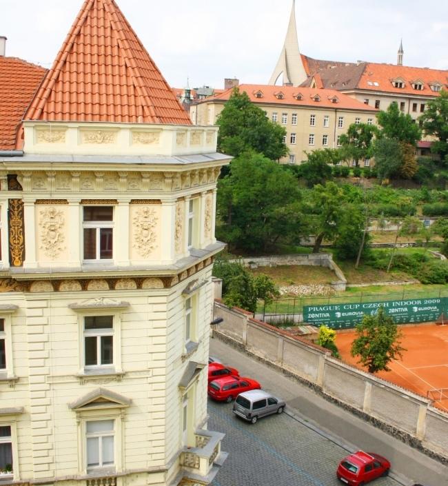 Luxusní byt u Vyšehradu 44m 1