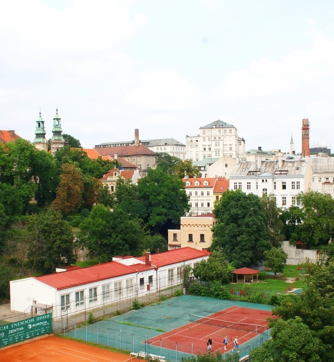 Luxury apartment for sale in the center of Prague 2, Trojická 63m 1
