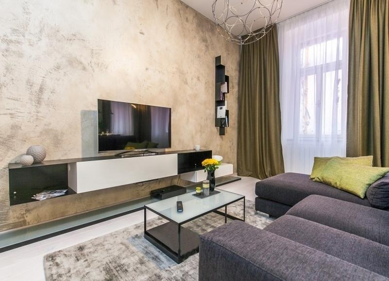 Luxusní byt Praha 6 - 168m 0