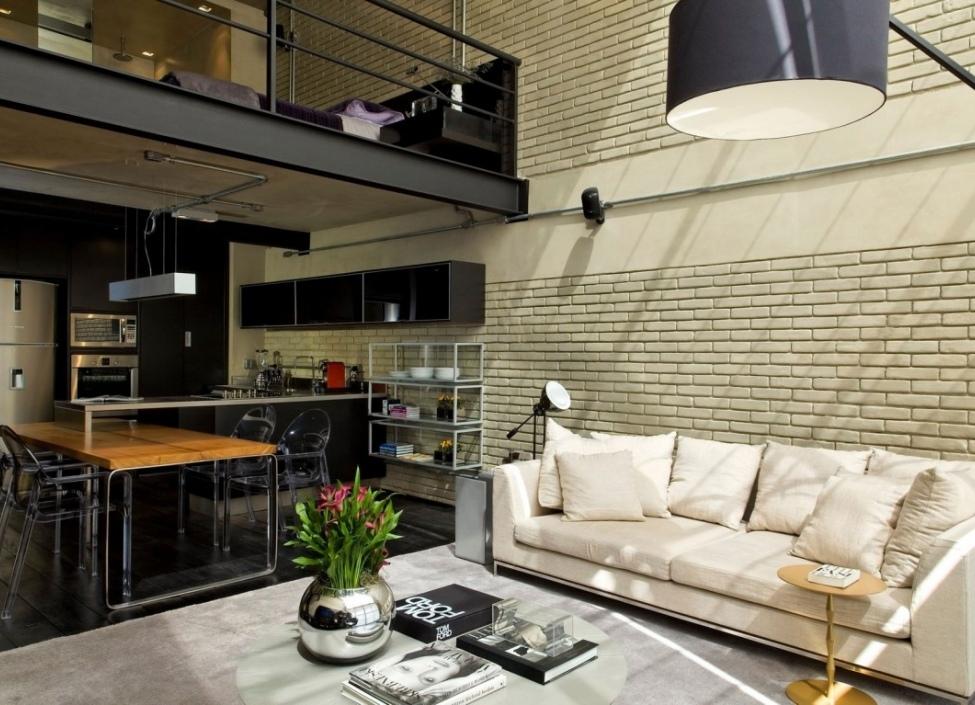 Luxusní loftový byt na prodej na Praze 4 - 78m 0