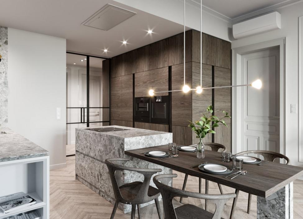 Luxusní byt na prodej - Praha 2 - Vinohrady - 122m 1