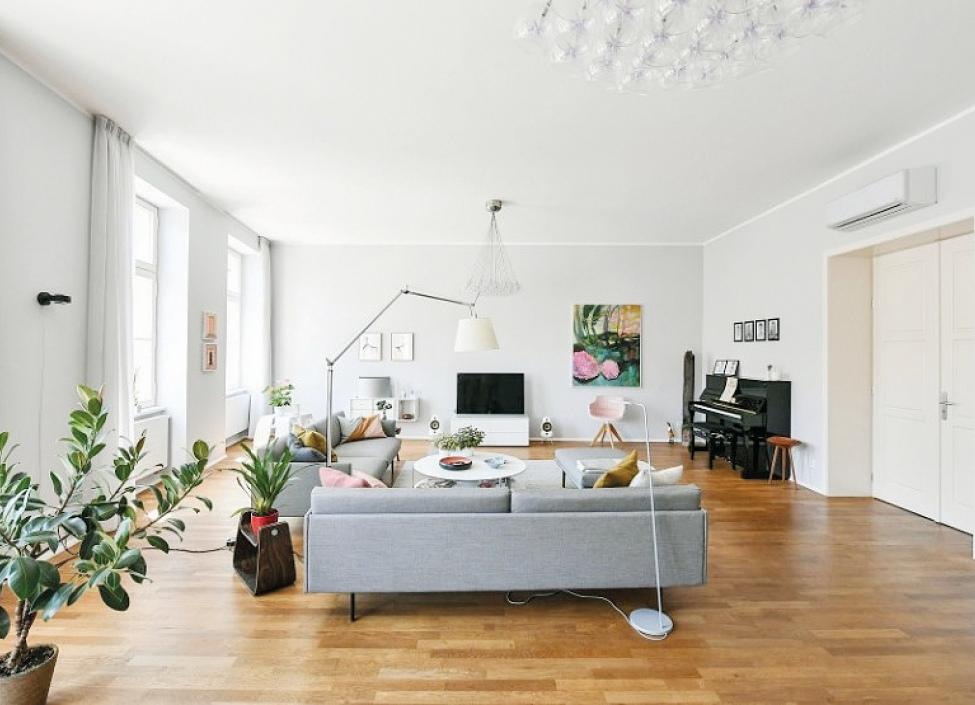 Luxusní byt 5+kk na pronájem - Praha 1 - 217m 0