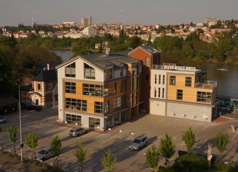 Kancelářské prostory k pronájmu, Praha 5 - 42m2 0