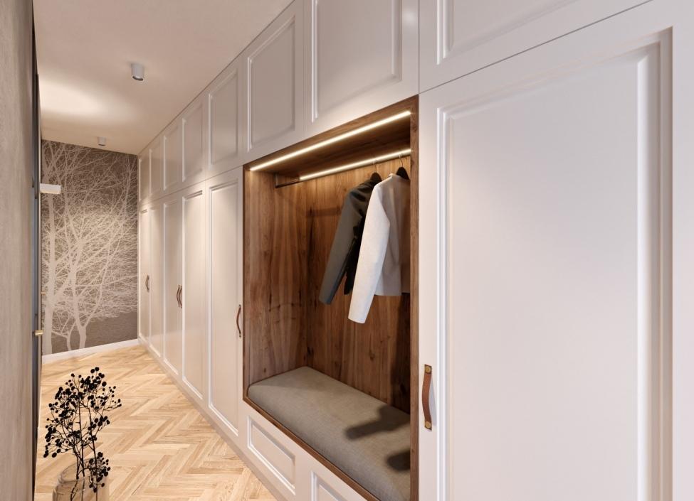 Luxusní byt Praha 3 - 123m 0