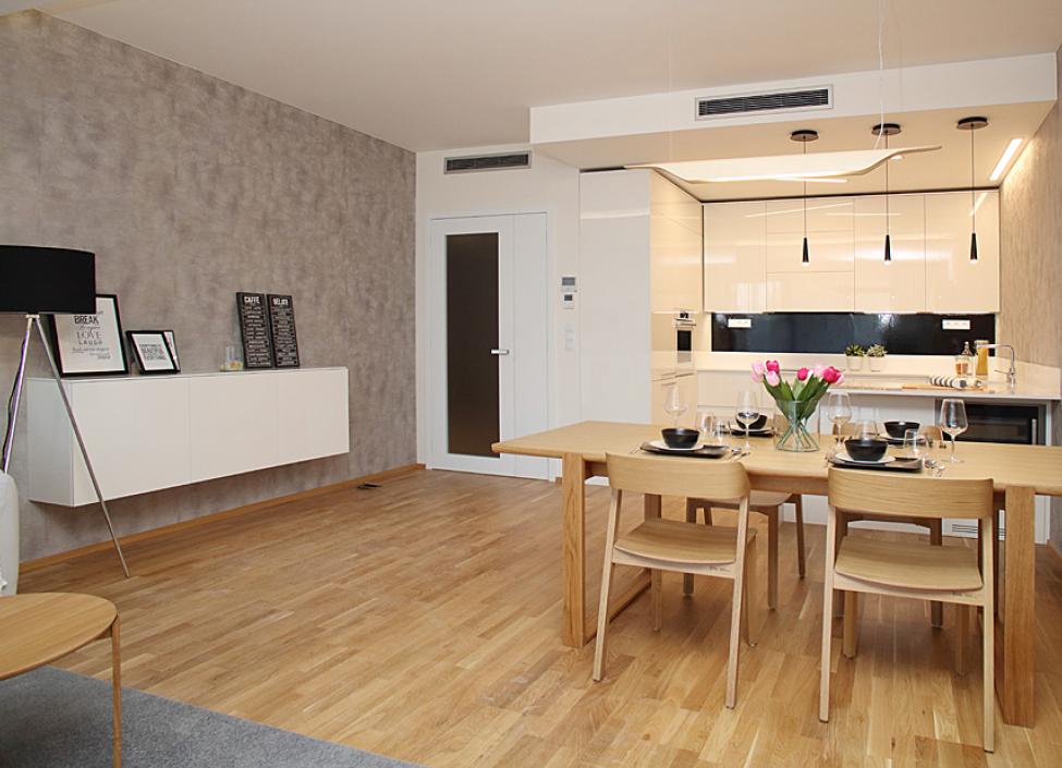 Luxusní byt Holešovice 299m 1