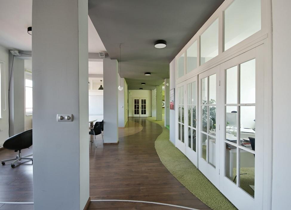 Kancelářský prostor na pronájem Praha 1 - 291m 1