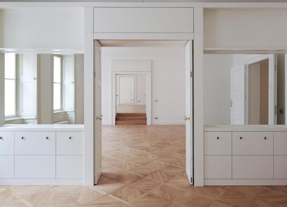 Barokní byt Malá Strana 242m 1