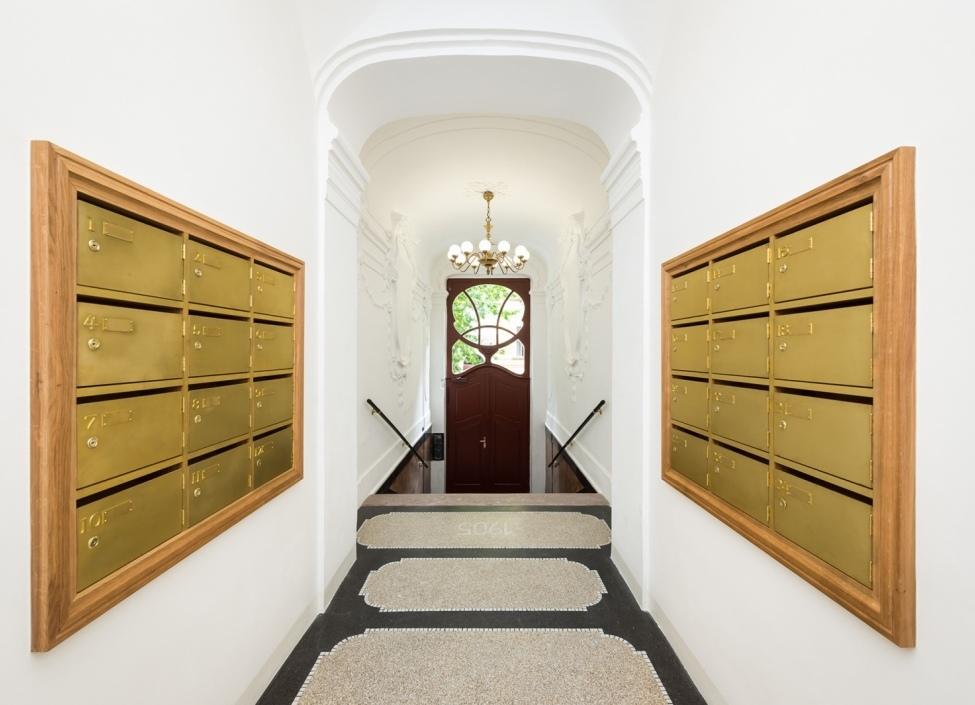 Luxusní kancelář na Praze 2 - 259m 0