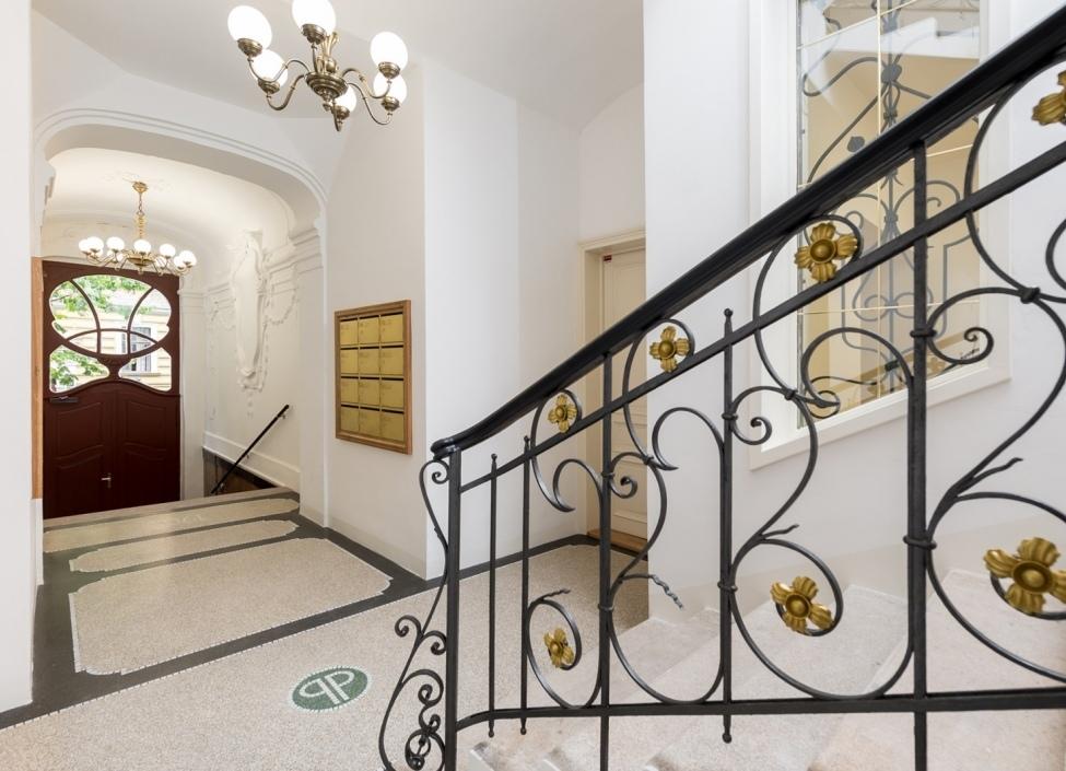 Luxusní byt na Praze 2 1