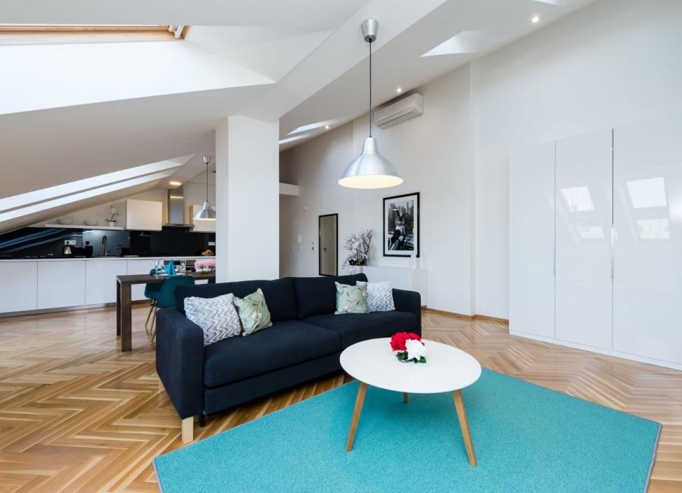 Luxusní byt na prodej na Praze 1 - 95m 1