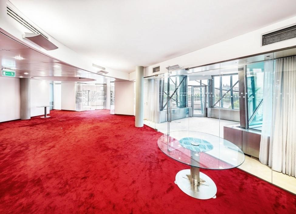 Luxusní kancelář k pronájmu Praha 2 - 30m 1