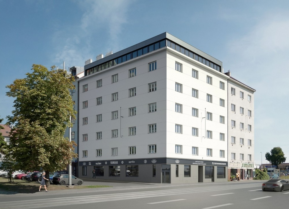 Byt na prodej Praha 10 - 32m 0