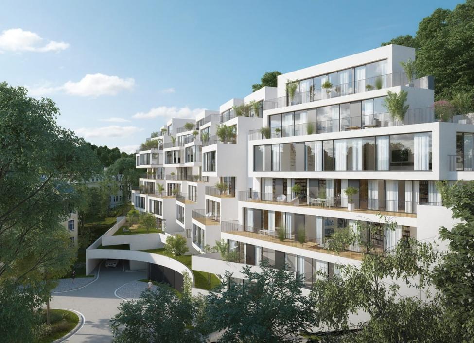 Luxusní byt na prodej - Praha 5 - Smíchov - 223m 1