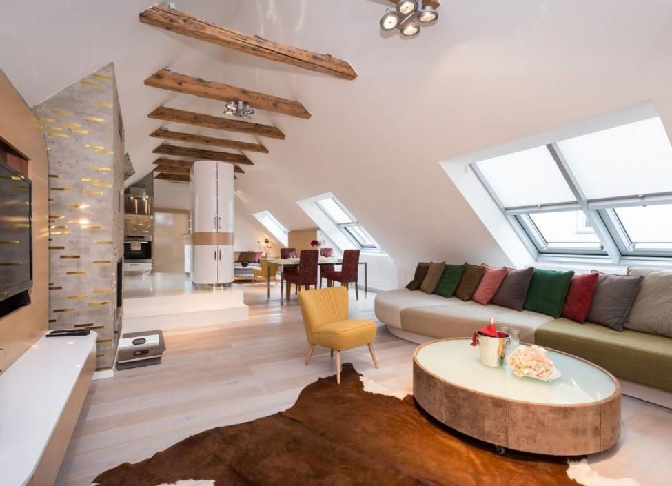 Luxusní byt na prodej Praha 1 - Nové Město - 138m 0