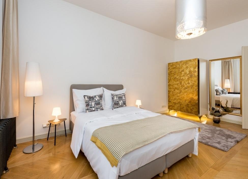 Luxusní byt na prodej Staré Město 159m 1