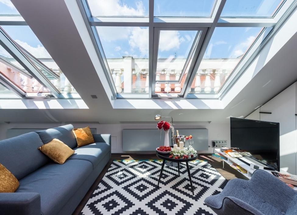Luxusní byt na prodej Petrská čtvrť - 76m 1