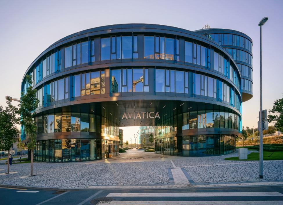 Moderní kanceláře k pronájmu, Praha 5 - 517 m2 0