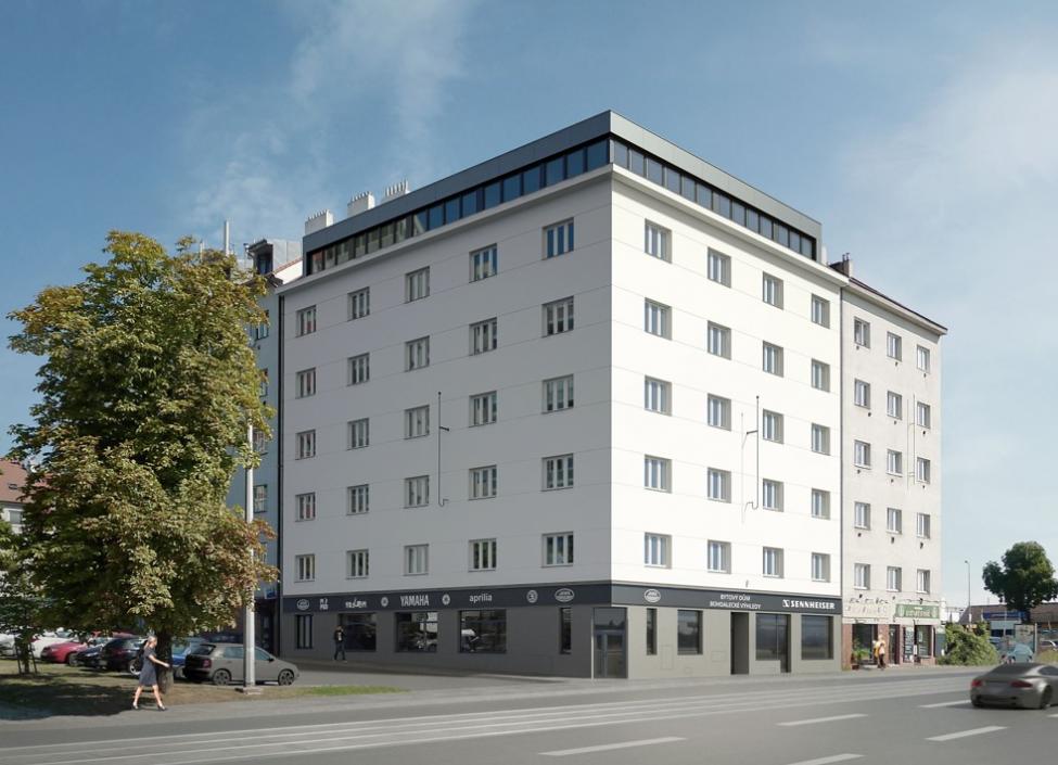 Nebytový prostor na prodej Praha 10 1