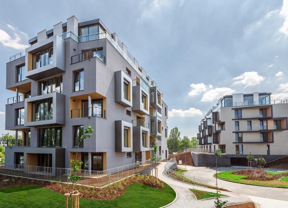 Luxusní byt Libeň 101m 0