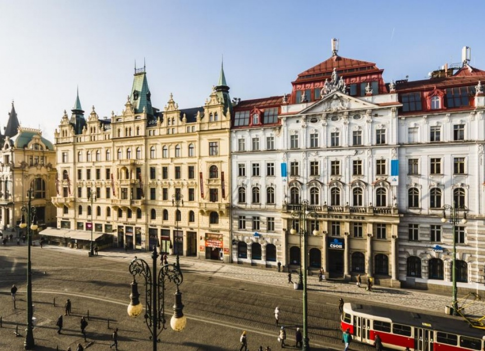 Obchodní prostory k pronájmu, Praha 1 - 459m2 1
